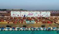 Gujarat: Fatherless brides tie knot in mass wedding