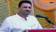भाजपा के मंत्री ने दलित आंदोलनकारियों को कहा 'गली का कुत्ता'