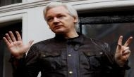 Julian Assange's Twitter account briefly disappears