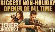 Tiger Zinda Hai Box Office Collection Day 4: Salman Khan, Katrina Kaif starrer film collection gets high on Christmas