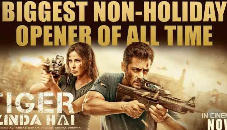 TZH: Salman Khan film smashes records!