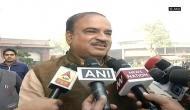 'NAMO' is Santa for new India bringing good news, says Ananth Kumar