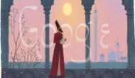 Google remembers Mirza Ghalib on his birth anniversary