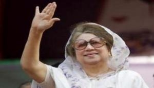 Khaleda Zia appears before court in corruption cases