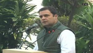 Rahul reminds PM Modi of his promise on black money