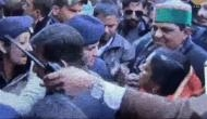 Congress MLA slaps constable, gets back slapped
