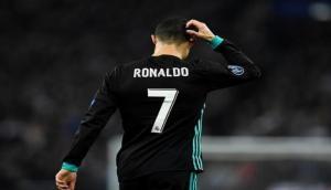 रोनाल्डो को भी अपने करिश्माई गोल पर नहीं हो रहा है यकीन