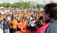 पीएम मोदी के सपने को पूरा करने के लिए अमिताभ बच्चन ने किया ये नेक काम