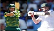 Du Plessis, Steyn included in South Africa's Test squad against India