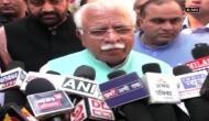 Manohar Lal Khattar assures inquiry into Kargil widow's death