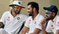 चोट के चलते टीम इंडिया का ये सलामी बल्लेबाज पहले टेस्ट मैच से बाहर