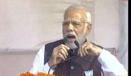 SP-Cong 'saath' will shatter dreams of UP: PM Narendra Modi