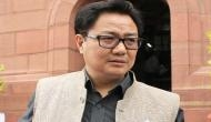 Rohingyas to be deported, don't preach India on refugees: Kiren Rijiju