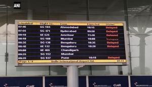 Delhi fog: Flight operations resume at IGI airport