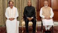 राष्ट्रपति, उप-राष्ट्रपति और प्रधानमंत्री ने दी देशवासियों को नव वर्ष की शुभकामनाएं