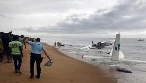 6 dead after seaplane crashes in Sydney