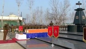 Jammu and Kashmir: Last rites of war casualties in Pulwama, Nowshera underway