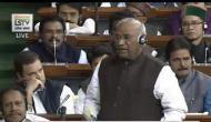 Mallikarjun Kharge blames RSS for Pune violence, demands PM to speak