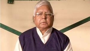 The Chaibasa Treasury case: Lalu Prasad, Mishra sentenced to 5-yr-jail term