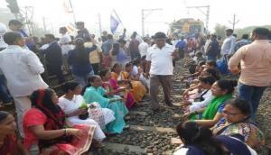 Maharashtra bandh: Train services resume on Western line