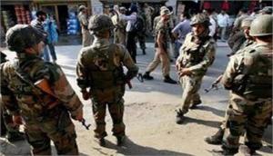 Four policemen killed in IED blast in Kashmir's Sopore