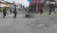 जम्मूू-कश्मीर: सोपोर में आतंकियो ने IED ब्लास्ट कर चार पुलिस वालों की ली जान