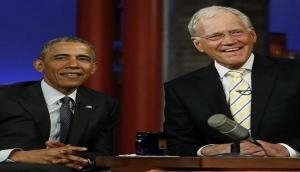 Obama to be Letterman's First Guest On His Netflix Talk Show