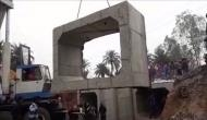 Northern Railway replaces bridge within 8 hours