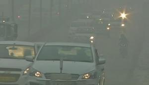 Thick fog engulfs Delhi: 27 trains, several flights delayed; air still poor
