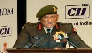 परमाणु धमकी को लेकर सेना प्रमुख ने कहा, पाकिस्तान में घुसकर देंगे जवाब