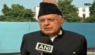 Farooq Abdullah welcomes Mehbooba's take on Indo-Pak talks