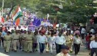 People take out Sadbhavna rally in Aurangabad post caste violence