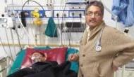 उत्तराखंड: जनता दरबार में GST और नोटबंदी से परेशान होकर जहर खाने वाले कारोबारी की मौत