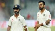अजिंक्य रहाणे की जगह लेने को तैयार है द्रविड़ का ये चेला, लगा चुका है 4 मैचों में 3 शतक