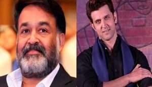 Malayalam superstar Mohanlal's birthday wish for Hrithik Roshan is the best thing you will see today