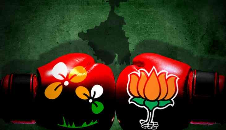 Trinamool worried as its popularity falls in Jangalmahal. BJP on the rise among tribals