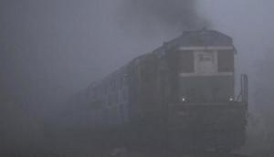 Cold wave disrupts railways