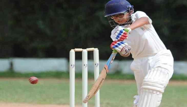 Rahul Dravid's son scores match-winning ton in U-14 school match