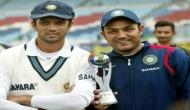 Waiting for Sehwag's Tweet on Dravid? Here is the wittiest birthday wish from Viru for 'The Wall'