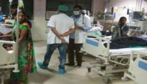 बाराबंकी में रिश्तेदार के घर पार्टी में खाना खाने से 9 लोगों की मौत