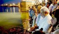 जल पुरूष ने पीएम मोदी को बताया 'स्लोगन बाबा', गंगा के नाम पर ठगने वाला बताया
