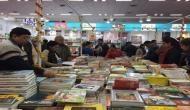 दिल्ली में चल रहे विश्व पुस्तक मेले में 'बुकचोर' का जलवा