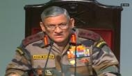 Army needs modern technology, says Army General Bipin Rawat