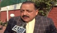 Jitendra Singh credits PM Modi for ISRO's successes