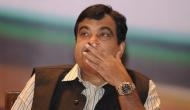 Watch: Union Minister Nitin Gadkari falls unconcious while on stage during an event in Maharashtra's Ahmednagar