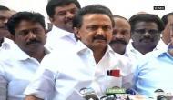 DMK promises to release all 7 killers of Rajiv Gandhi in poll manifesto