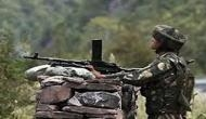 Ceasefire violation in Uri continues since midnight