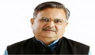 Chhattisgarh govt decides to withdraw controversial land bill