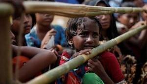 Fire at Rohingya camp kills 4