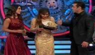 Bigg Boss Finale: Shilpa Shinde defeats Hina Khan, lifts the trophy of season 11